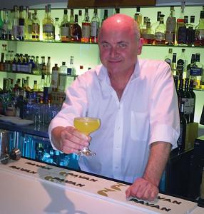 Owner Dave Morton