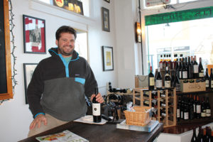 Universal Package Store Owner CJ Bardy