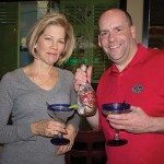 Paula Whitney, Marketing Director at Hotel California with Dennis Rochford, Regional Brand Manager of Hotel California.