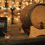 The event was held at the Onyx Spirits Company distillery and tasting room in East Hartford.