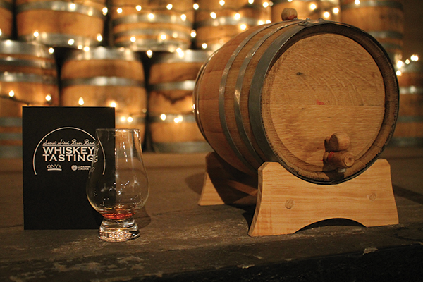 Onyx Spirits Company Hosts Fundraising Whiskey Tasting