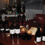 The ultra-premium selections from Calyptra: Calyptra 2013 Gran Reserva Pinot Noir, 2011 Gran Reserva Assemblage, Calyptra Zahir Cabernet Sauvignon 2009, Calyptra 2010 Limited Edition Cabernet Sauvignon and Merlot blend.