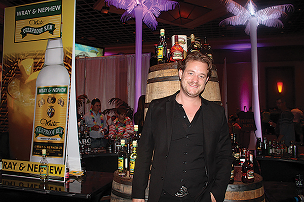 "Russell Davis, star of Spike TV's ""Bar Rescue,"" served as the 2015 event's emcee. Davis will return for this year's event."