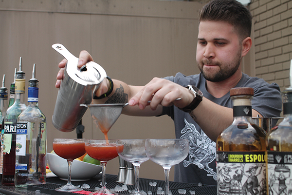 Espolòn Tequila Competition Showcases Local Talent, Special Guest