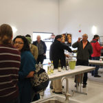 Trade guests gathered at the distributorship's North Haven headquarters for the tasting on January 11