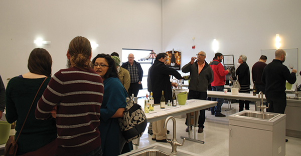 Worldwide Wine, Brescome Barton Welcome Guests For Trade Tasting