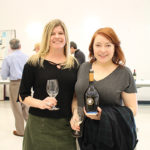 Lisa McGill and McLean Oakeson, Sales Representatives, Worldwide Wines.