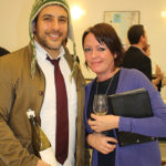 Jean-Paul Destruge and Celly Roberts, Sales Representatives, Worldwide Wines.