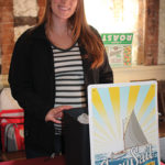 Cara Lieffers, Director of Sales, Grey Sail Brewing.