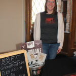 Debbie Beauregard, Rhode Island Sales Representative, Newburyport Brew Company.