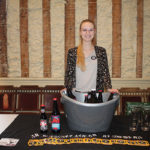 Isabeau Hamel, Tasting Room and Events Representative, Revival Brewing Company.