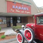 Kaman's Wine & Liquors