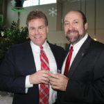 CDI's Michael Evans and Steve Slota.
