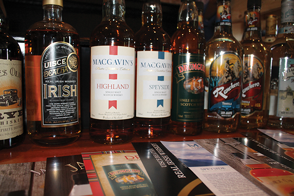 Opici Family Distributing Spirits Tasting Offers New Brands