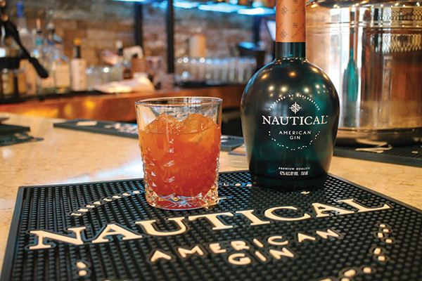 Nautical Gin and USBG CT Team Up for Chapter Brand Education