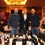 Maciek Andros, Sales Representative, Slocum & Sons; Drew Barter, Sales Manager, Slocum & Sons; David Mensch, Sales Representative, Slocum & Sons.