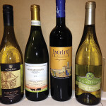"""Angelini Wines donated for """"Dinner in the Dark."""""""