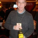 Paul Monte Jr., National Sales Representative, Laureate Imports Company Inc. pouring Avia Wines distributed via Hartley & Parker.