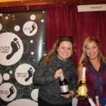 Danielle Rizzi, Field Brand Manager NYC Metro and CT, Barefoot Wine with Donna Taylor, Promotions, Barefoot Wine.
