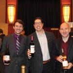 Darren Sherburne, CDI; Garrett Fardelmann, E. & J. Gallo; Greg Watterworth, CDI.