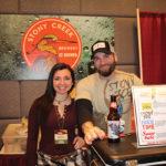 Sidney Stack, HDI; Sean Juliano, Stony Creek Brewing Company.