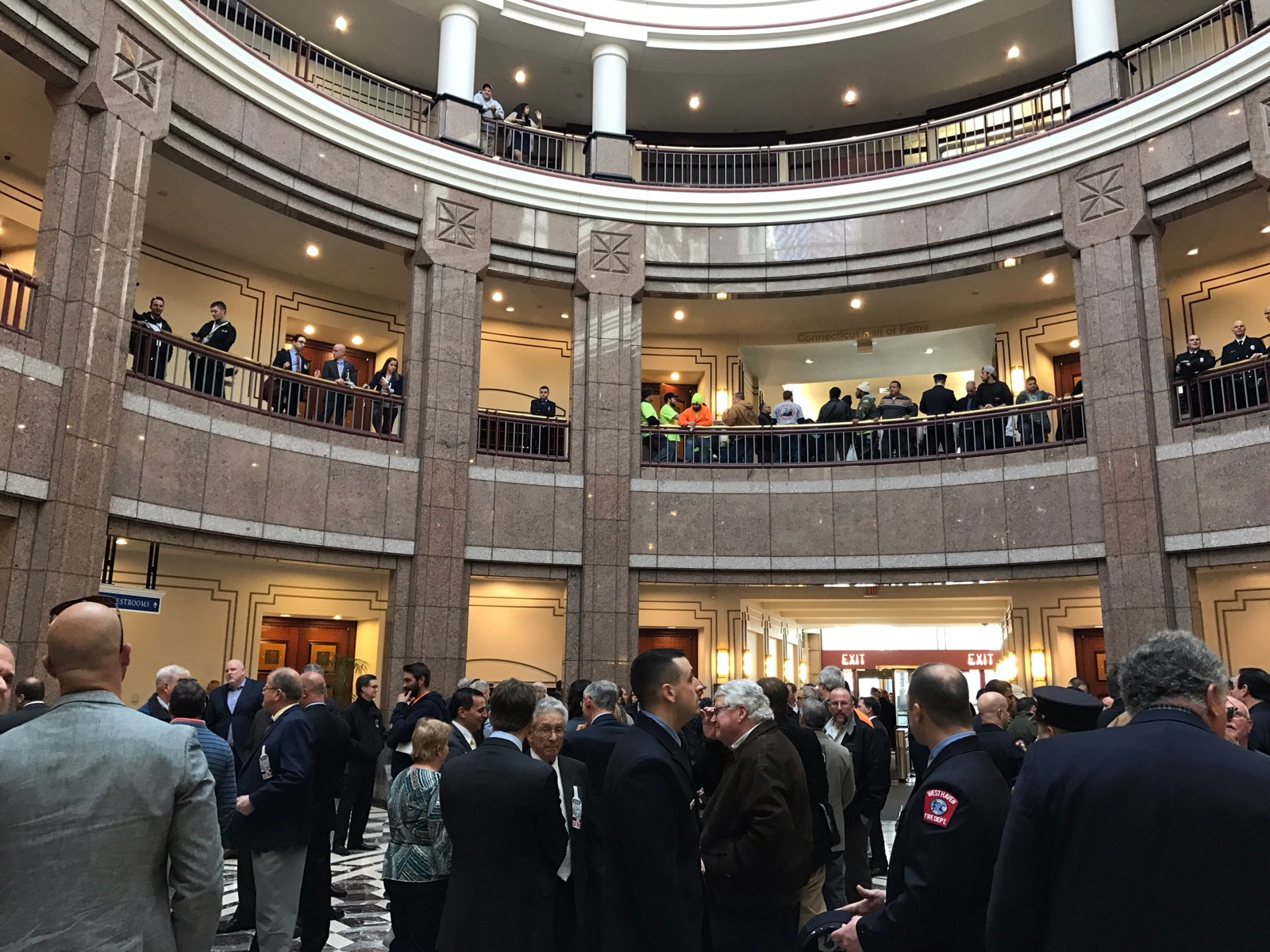 Public Hearing on Malloy's Pricing Bill Turns Out Trade Crowd