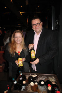 Lindsay Cox, Domaine Select and Mike Lester, M.S. Walker.
