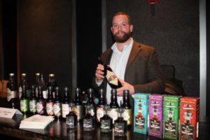 Joe Swanson, Northeastern Regional Sales Manager, Vision Wine and Spirits.