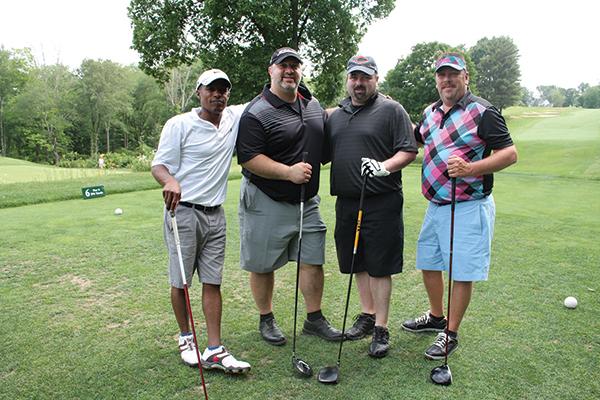CRA Annual Golf Tournament Hosts Trade Teams