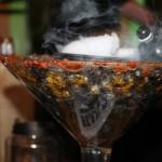 """Bear's Smokehouse BBQ created a """"Smokin-tini"""""""