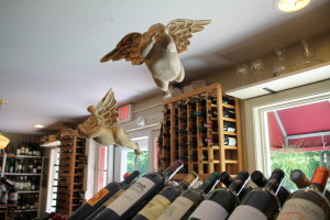 Inside County Wine and Spirits