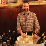 Sales Associate Andrew Doolan featuring California wines including Volker Eisele Family Estate in Napa, Summit Lake Vineyards and Retro Cellars from the Howell Mountain AVA.