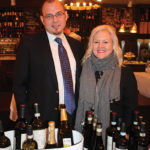 Jesse Sgro and Anne Sage, Owners, Sage Cellars.