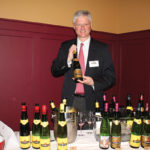 Jean Trimbach of Maison Trimbach Wines produced in Ribeauvillé, Alsace, France.
