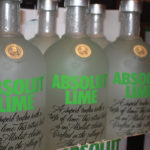 Absolut Lime.
