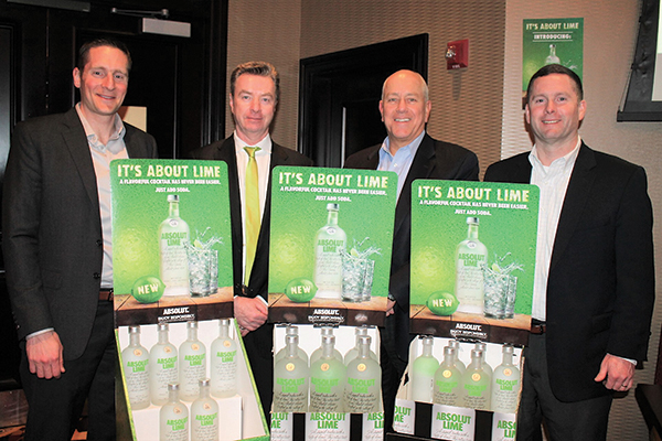 Absolut Lime Celebrates Arrival in the Ocean State