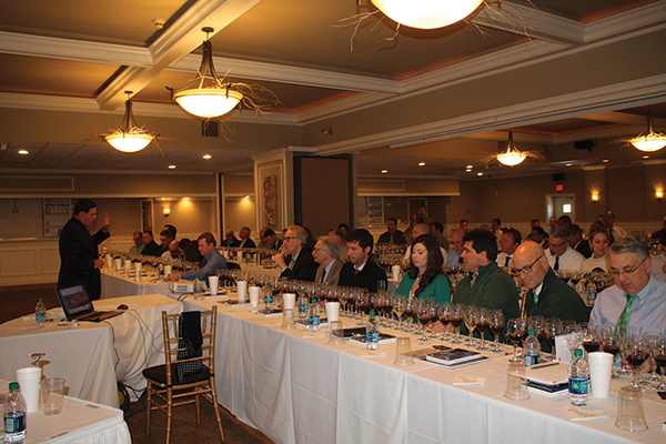 Hartley & Parker Hosts Gérard Bertrand Wine Masterclass