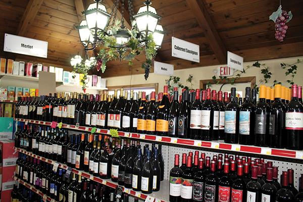 Retail Review: Thompson Liquors