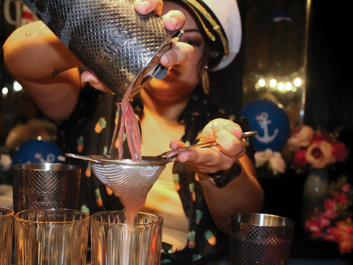 Fruitful Mixology Hosts Cocktail Competition
