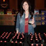 Lydia Catone, RI beer ranger, New Belgium Beer.