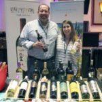 Rob Williams of Vintage Wine Estates with Kristen Williams.