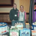 Paul Decoteau and Nicole Terry of Wachusett Brewing Company.