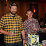 Bryan Benedict, Brand Manager, Horizon Beverage Company and Corey Bailey, Sales Representative, Horizon Beverage Company.