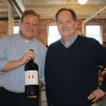 Van Potts, President, Preston-Layne and Kurt Reming, New England Regional Sales Manager, Premium Port Wines, Inc.