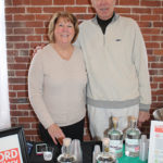 Pat and Bradford Selland, Owners of Bradford Distillery.