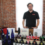 Justin Keating, Sales Representative, Craft Beer Guild Distributing.