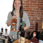 Cassey Nickerson, Brand Ambassador, Flag Hill Distillery.