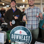 Taylor Goodyear and Austin Gaquin, Downeast Cider House.