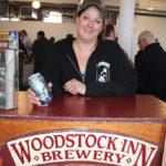 Erin Marley, Woodstock Inn Brewery.