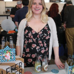 Heather Rogers, National Cider Sales Representative, Wolffer Estate Vineyard.